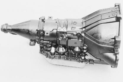 Ford Mustang 1989-1995 Rebuilt Transmission AODE image